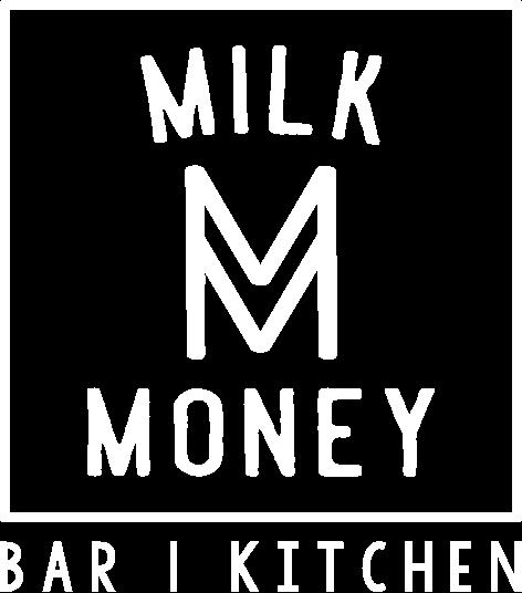 Milk Money Bar & Kitchen White