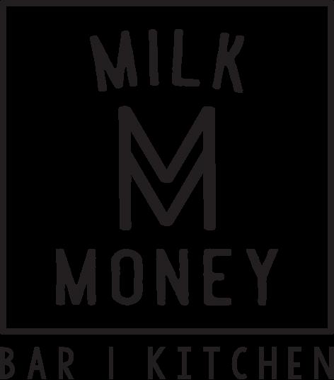 Milk Money Bar & Kitchen Black